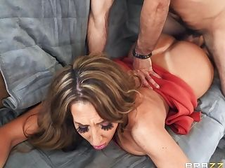 Big Culo Adult Movie Star Richelle Ryan Screams With Pleasure From...
