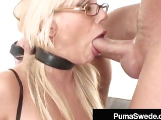 Hot Amazon Puma Swede Squirts When Fucked Deep In Her Gullet
