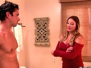 Ryan Driller In My Gf's Mummy Volume 02, Scene #04 - Sweetsinner