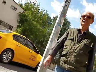 Thick Spunk-pump Big Ball-sac Turkish Grandfather