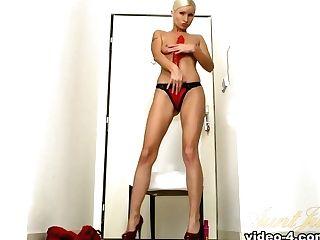 Best Sex Industry Star Vanessa Hell In Best Getting Off, Diminutive...