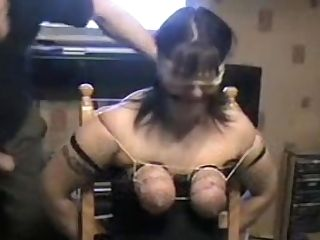 Amazing Homemade Bondage & Discipline, Matures Xxx Flick
