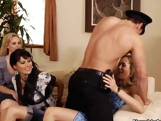Jism In My Big And Filthy Mouth With Brandi Love
