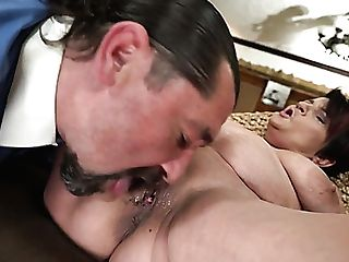Brief Haired Lush Matures Housewife Dolly Bee Is Fucked Rear End Well