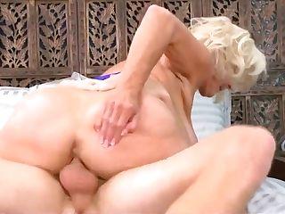 Amazing Granny, Matures Romp Scene